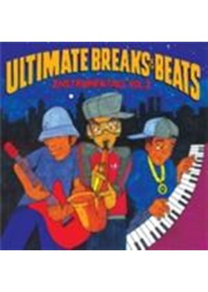 Various Artists - Ultimate Breaks And Beats Instrumentals Vol.2 (Music CD)