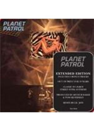 Planet Patrol - Planet Patrol (Remastered & Expanded) [Digipak] (Music CD)