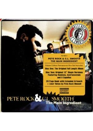 Pete Rock - Main Ingredient (Music CD)