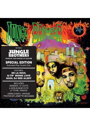 Jungle Brothers - Done by the Forces of Nature (Music CD)