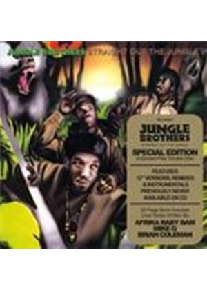 Jungle Brothers - Straight Out The Jungle (Special Edition) (Music CD)