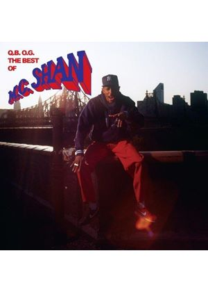 MC Shan - Q.B.O.G. the Best Of (Music CD)