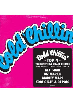 Various Artists - Top 4  (The Best Of Cold Chillin Records) (Music CD)