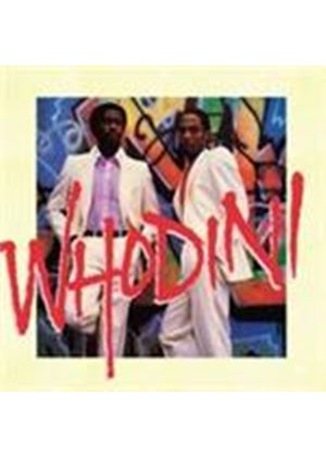 Whodini - Whodini (Remastered & Expanded) (Music CD)