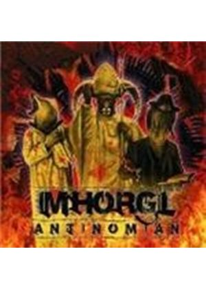 Mhorgl - Antinomian (Music CD)
