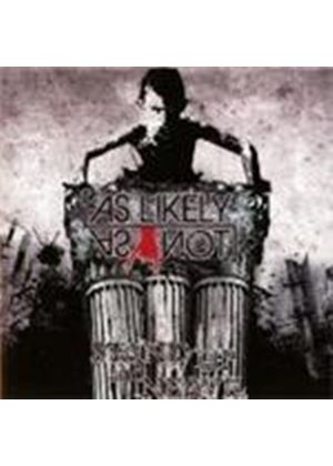 As Likely As Not - Stand Up And Nerve (Music CD)