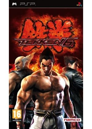 Tekken 6 Essentials (Sony PSP)
