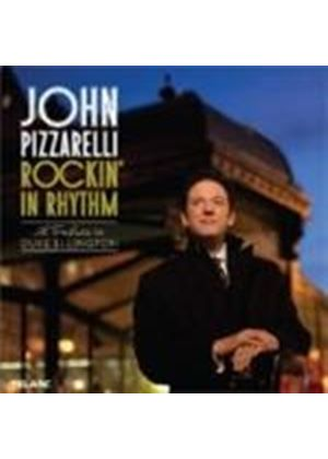 John Pizzarelli - Rockin' In Rhythm (Music CD)