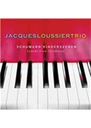 Jacques Loussier - Schumann (Kinderszenen) (Music CD)
