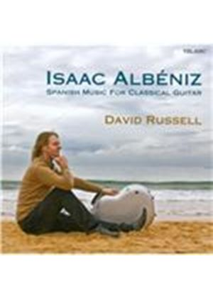 Isaac Alb�niz: Spanish Music for Classical Guitar (Music CD)