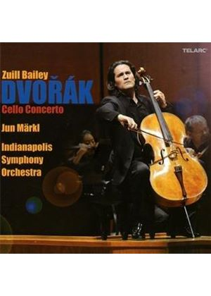 Dvorák: Cello Concerto (Music CD)