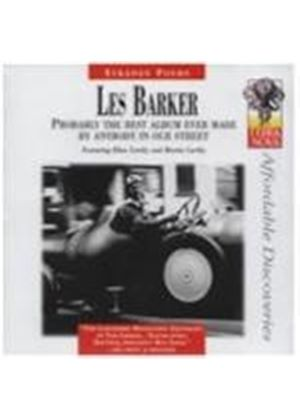 Les Barker - Probably The Best Album Ever Made By Anybody In Our Street (Music CD)