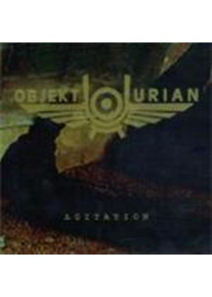 Objekt & Urian - Agitation (Music CD)