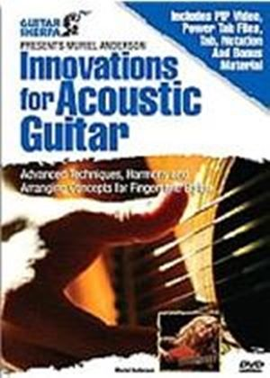 Innovations For Acoustics Guitar