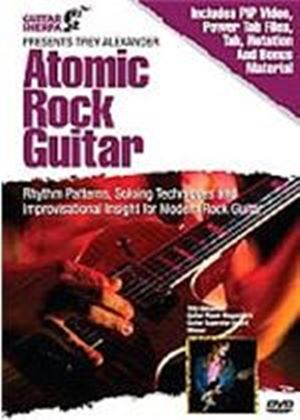 Atomic Rock Guitar