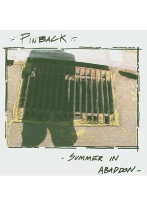 Pinback - Summer In Abaddon (Music CD)