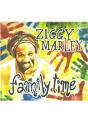 Ziggy Marley - Family Time (Music CD)