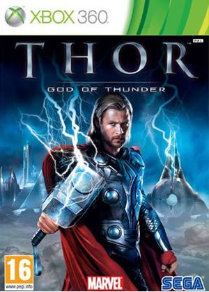 Thor - The Video Game (XBox 360)
