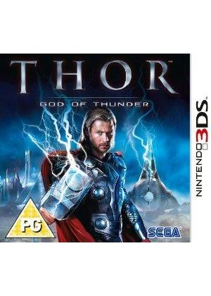 Thor - God of Thunder (Nintendo 3DS)