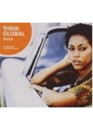 Various Artists - Think Global: Salsa (Music CD)
