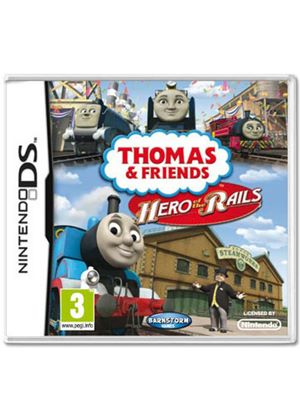 Thomas and Friends: Hero of the Rails (DS)