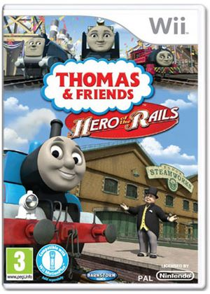 Thomas and Friends: Hero of the Rails (Wii)