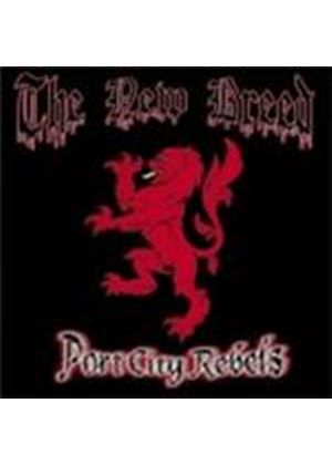 New Breed - Port City Rebels (Music CD)