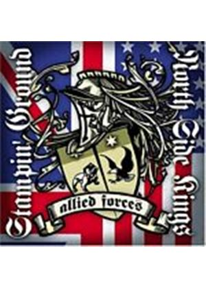 Stampin Ground/North Side Kings - Allied Forces (Music CD)