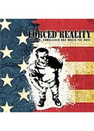 Forced Reality - Unheard Unreleased And Under The Boot (Music CD)