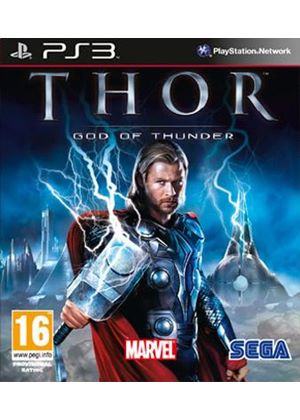 Thor - The Video Game (PS3)