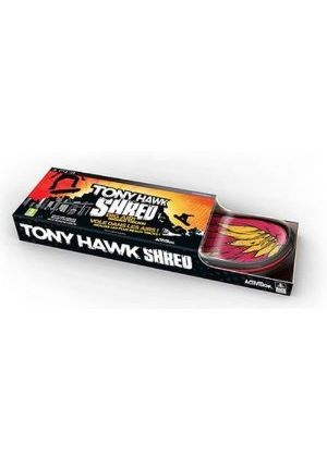 Tony Hawk Shred (with board) (PS3)
