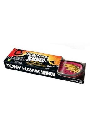 Tony Hawk Shred (with board) (Wii)