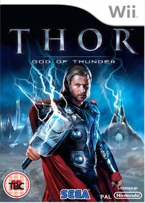 Thor - The Video Game (Wii)
