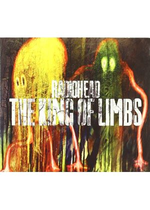 Radiohead - The King of Limbs (Music CD)