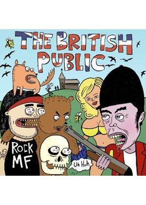 British Public (The) - British Public (Music CD)