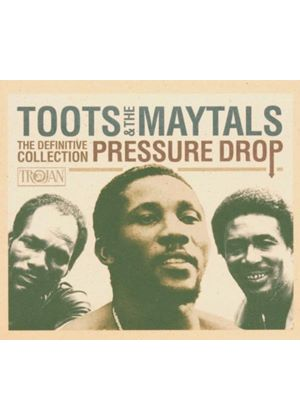 Toots And The Maytals - Pressure Drop - The Definitive Collection (Music CD)