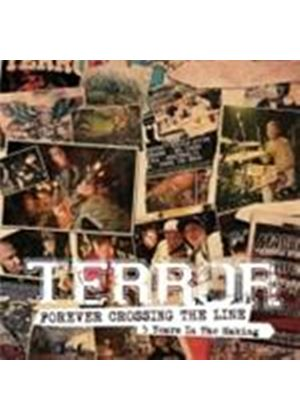 Terror - Forever Crossing The Line (Music CD)