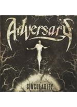 Adversary - Singularity (Music CD)