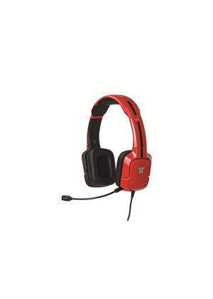 Wii U Tritton Kunai Stereo Headset Red (Wii U)
