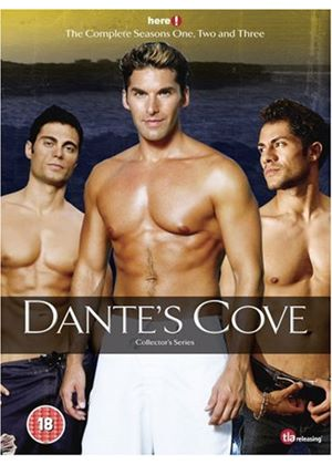 Dantes Cove - Series 1-3 - Complete