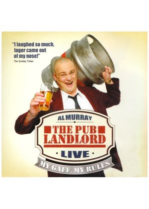 Al Murray - My Gaff, My Rules (Live) (Music CD)
