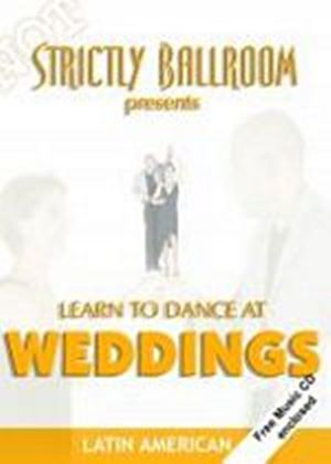 Learn To Dance At Weddings - Latin American (DVD And CD)