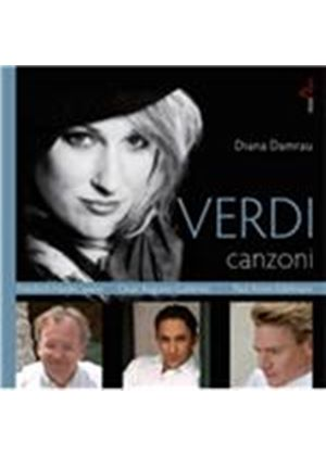 Verdi: Canzoni (Music CD)