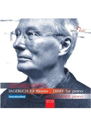 Georg Kroll: Diary for Piano (Music CD)