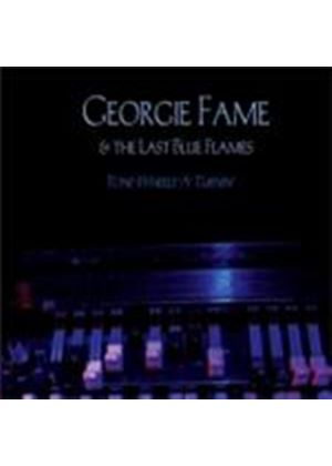 Georgie Fame & The Last Blues Flames - Tone-Wheels A Turnin' (Music CD)