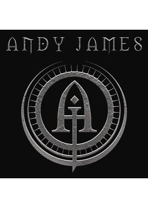 Andy James - Andy James (Music CD)