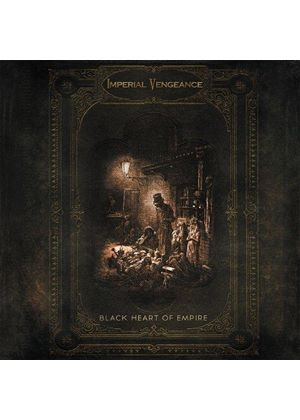 Imperial Vengeance - Black Heart Empire (Music CD)