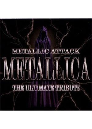 Various Artists - Metallic Attack (A Tribute To Metallica)