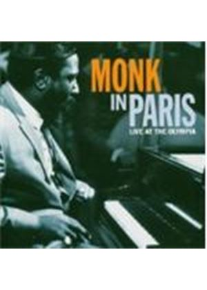 T.S. Monk - Monk In Paris (Live At The Olympia)