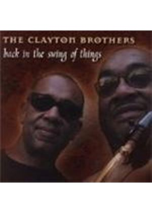 Clayton Brothers (The) - Back In The Swing Of Things